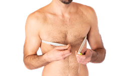 Breast reduction - Gynecomastia
