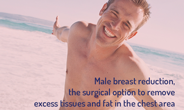 Male breast reduction: treatment & benefits